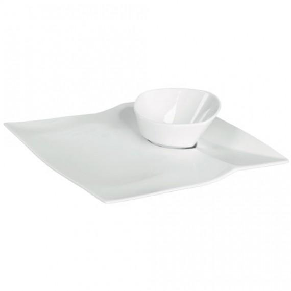 Zestaw porcelany CONVOLUTION