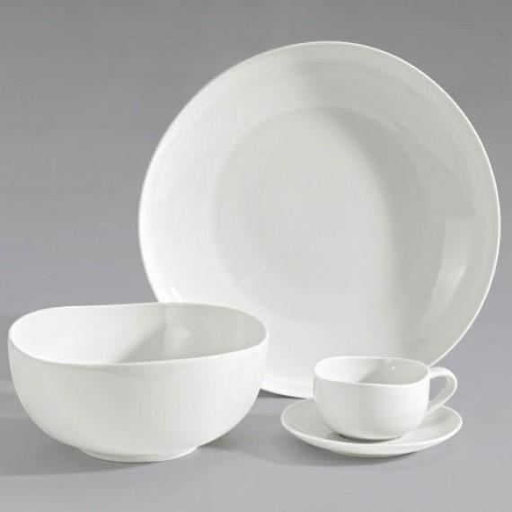 Zestaw porcelany OVALIZE