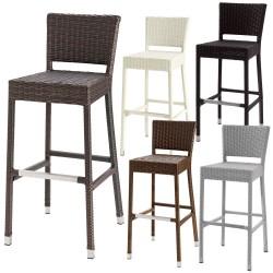 Krzesło barowe Metropolitan