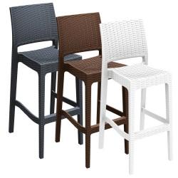 Krzesło barowe MELROSE