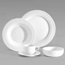 Zestaw porcelany jardin