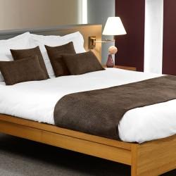 Bieżnik na łóżko i poduszki ozdobne