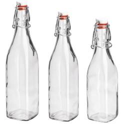 Butelki z zamknięciem pałąkowym