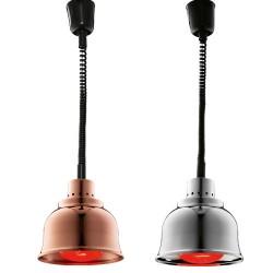 Lampa bufetowa grzewcza