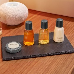 Zestaw kosmetyków AMBER SPA