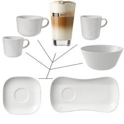 Zestaw filiżanek do kawy animato