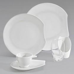 Zestaw porcelany CONTRAST