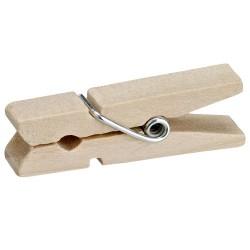 Mini- spinacze drewniane