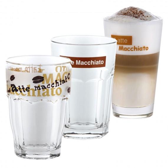 Szklanki Latte Macchiato
