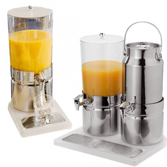Dyspenser do soku / do mleka pojedynczy & podwójny