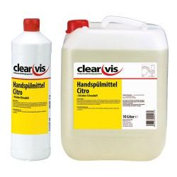 Płyn do mycia naczyń cytrynowy Citro Clearvis