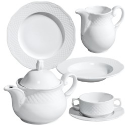 Zestaw porcelany Zürich