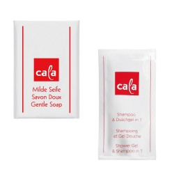 Seria kosmetyków hotelowych Cala