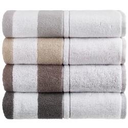 Seria ręczników Dina w paski