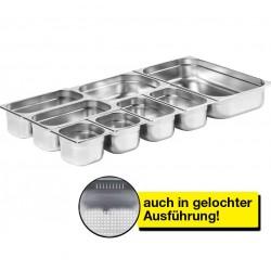 Zestaw pojemników gastronomicznych GN Basic