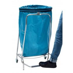 Müllsack-Halter mit Pedal