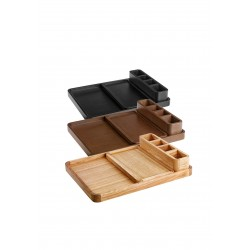 Drewniana (dębowa) taca do serwowania