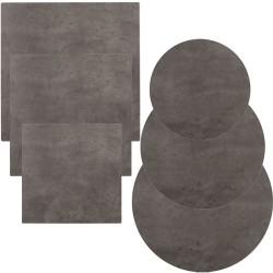 Blaty stołowe kompaktowe