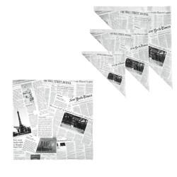 Papier do frytek