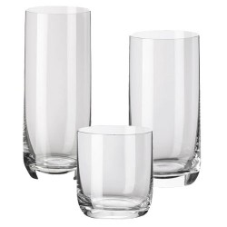 Zestaw szklanek tender